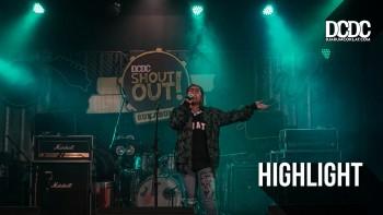 Bernyanyi Reggae Seorang Diri di DCDC ShoutOut! Day, Reza DjMukti