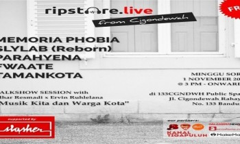 Micro Gigs #2: Ripstore Live from Cigondewah