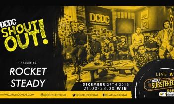 Rocket Steady Siap Menggoyang DCDC Substereo di OZ Radio Bandung
