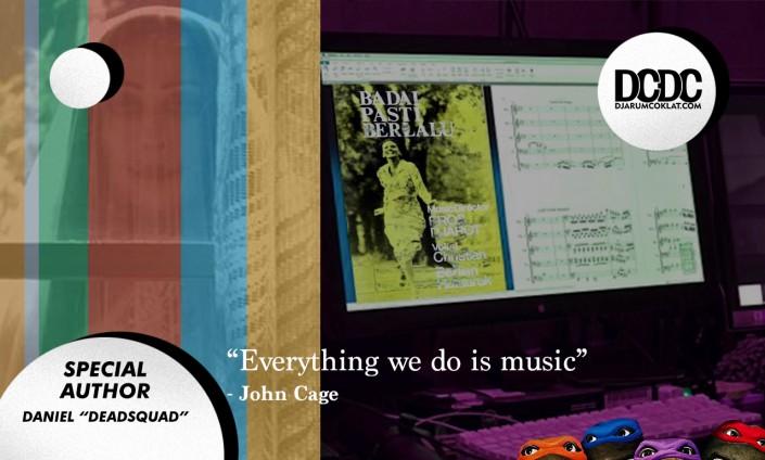 Audio Visual Sebagai Suatu Kesatuan