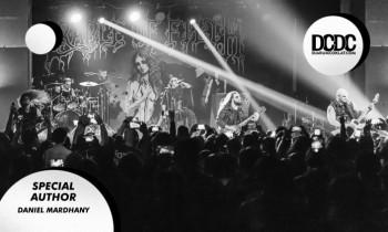 Cradle of Filth – 'Cryptoriana' World Tour