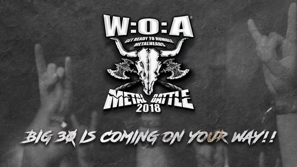 Segera, Pengumuman 30 Besar untuk Wacken Metal Battle Indonesia 2018!