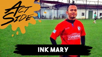 Act Side: Ink Mary (Rosemary / Bandung F.C.)