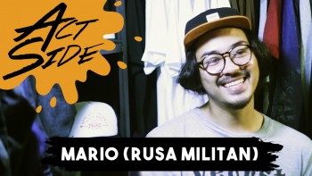 Act Side: Mario (Rusa Militan) & Vearst Jeans