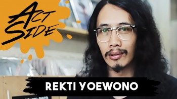 Act Side: Rekti Yoewono (The S.I.G.I.T / Bhang Records)