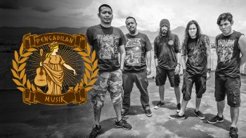 Dengan Batik, Mesin Tik, dan Kerupuk Kulit, Down For Life Terbebas Dari Tuntutan Pengadilan Musik