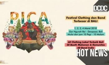 Pica Fest 2018 Kembali Digelar