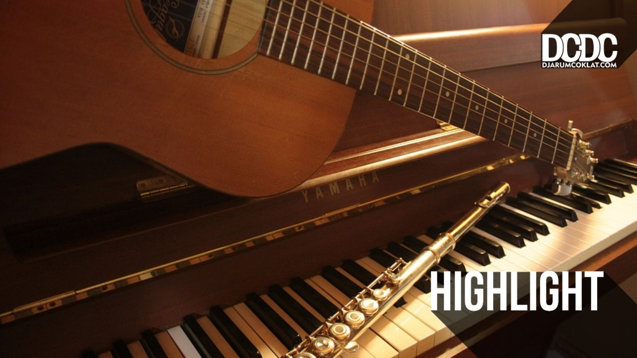 Intensitas Menarik antara Musisi dengan Instrumen Musiknya