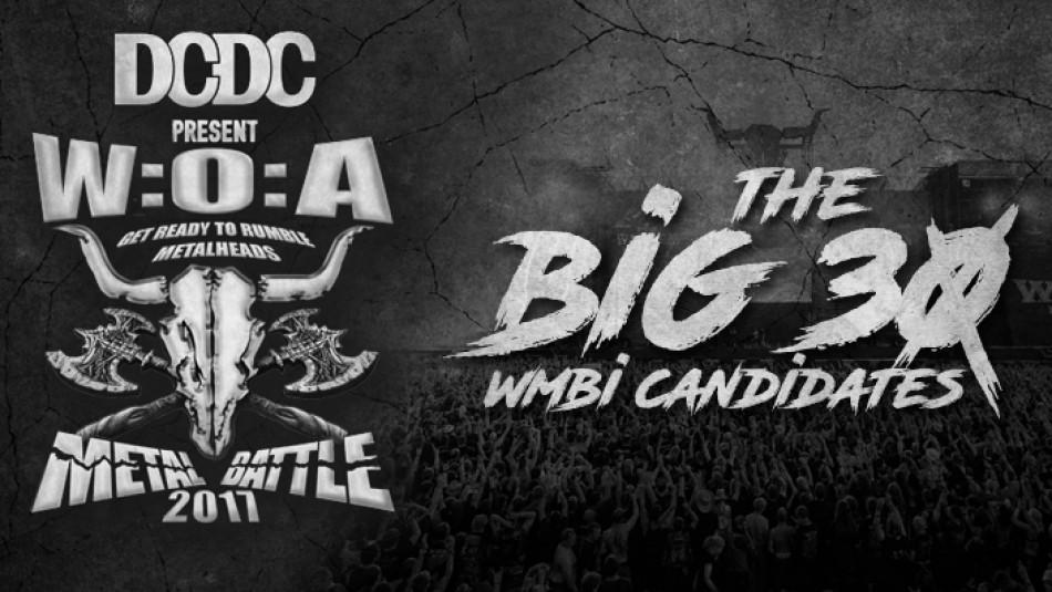 Inilah 30 Besar Wacken Metal Battle Indonesia 2017!